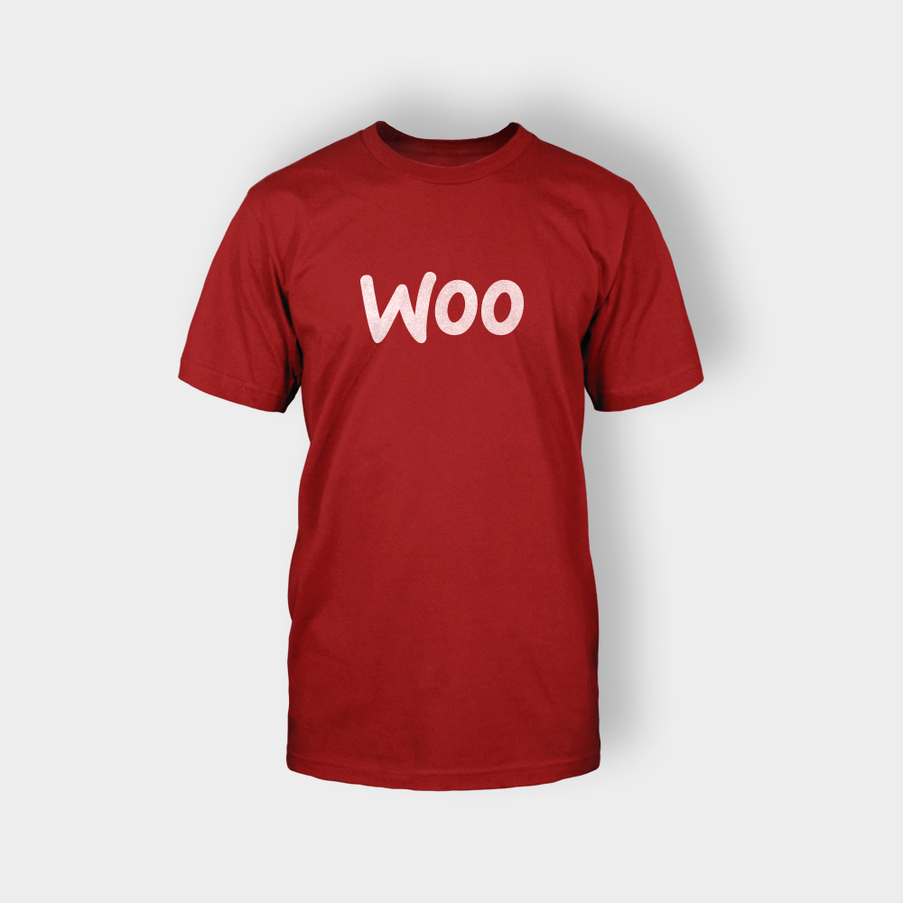 Red Male T-Shirt